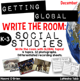 Write The Room with SOCIAL STUDIES- December