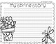 Write This & Draw That!{Spring story starters w topic card