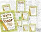 Write Through The Year {A Monthly Writing Sample Journal}