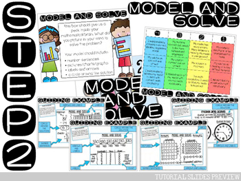 Write To Explain How To Guide: Creating Word Problem Models and Explanations