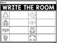Write/Trace the Room for Kindergarten: Growing Product