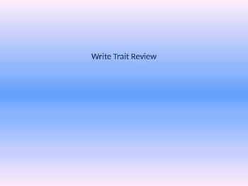 Write Trait Review