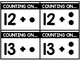 Write & Wipe:  Addition to 20 Using the Count On Strategy Math Center