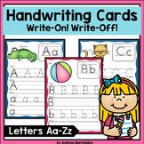Alphabet Handwriting Practice - Write and Wipe