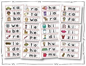 Write & Wipe {short vowel bundle}
