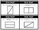Write & Wipe:  Color One-Half Math Center