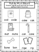 Write & Wipe Reading Intervention Binder 5 Silent E/ Long Vowels