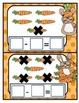 Write & Wipe Subtraction Bunnies--Subtraction Center for K-2