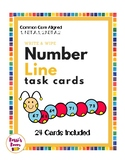 Write & Wipe Task Cards: Number Lines