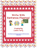Write With Sentence Fluency