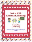 Write With Sentence Fluency