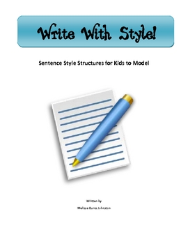 Write With Style!