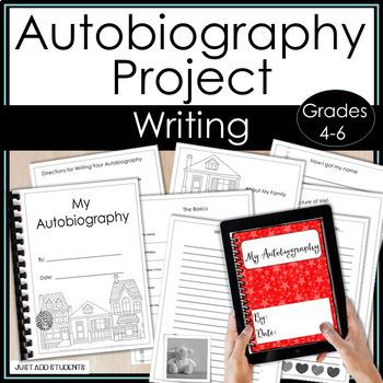 Write Your Autobiography {Google Drive & OneDrive} Creative Writing