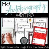Write Your Autobiography {Google Drive & OneDrive} Personal Narrative