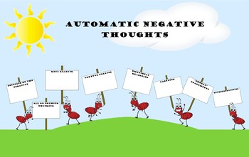 how to stop automatic negative thoughts
