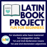 Write Your Own Book...in Latin! | Fun Project for Latin Beginners