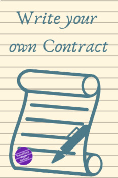 Write Your Own Contract