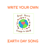 Write Your Own Earth Day Song - Activity + Sheet Music + Karaoke Version