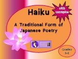 Write Your Own Haiku Poem, Poetry