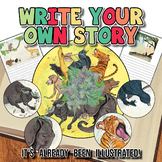 Write Your Own Story - Illustrated for you!