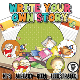Write Your Own Story - Illustrated for you! #2