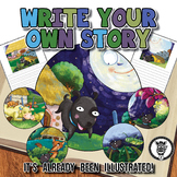 Write Your Own Story - Illustrated for you! #3