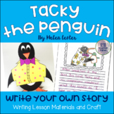 """Write Your Own """"Tacky the Penguin"""" Story with Craft!"""