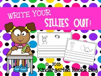 Write Your Sillies Out