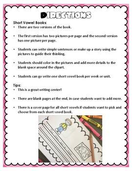 Write a CVC Book!