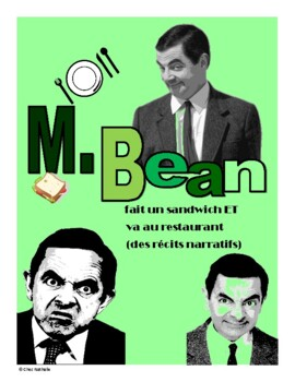 Write a Descriptive Narrative (Mr. Bean)