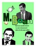 Write a Descriptive Narrative (Mr. Bean)