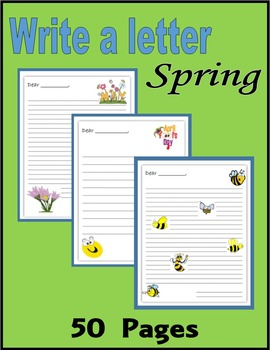 Write a Letter in the Spring