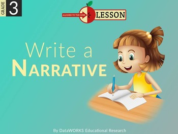Write a Narrative
