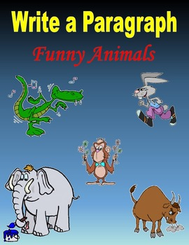 Write a Paragraph - Funny Animals