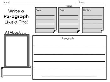 Write a Paragraph Like a Pro!