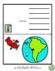 Write a Postcard Spanish Activity 4 Postcards
