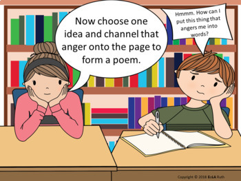 Write a Rant Poem   For Google Slides