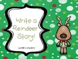 Write a Reindeer Story