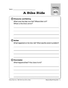 Write a Story: A Bike Ride