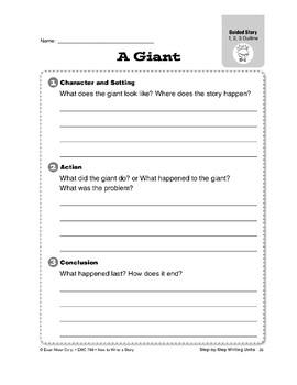 Write a Story: A Giant
