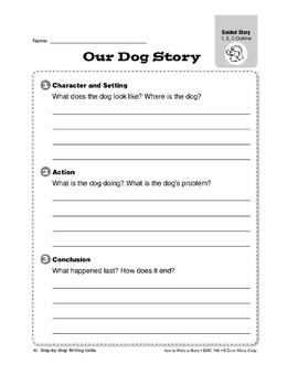 Write a Story: Dogs