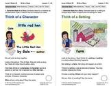 Write a Story: Lesson 1, Book 23 (Newitt Writing Series)