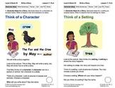 Write a Story: Lesson 7, Book 23 (Newitt Writing Series)