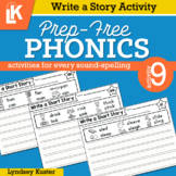 Write a Story | Prep-Free Phonics | Distance Learning