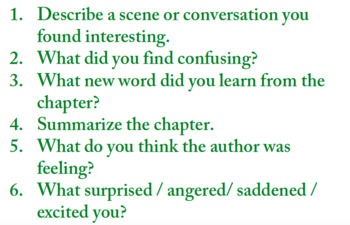 Write a Summary of the Chapter