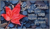 Write a Thanksgiving Prayer Template