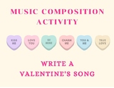 Write a Valentine's Song