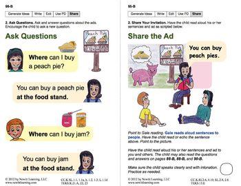 Write an Advertisement: Lesson 8, Book 24 (Newitt Writing Series)