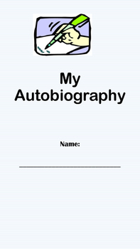 Write an Autobiography!