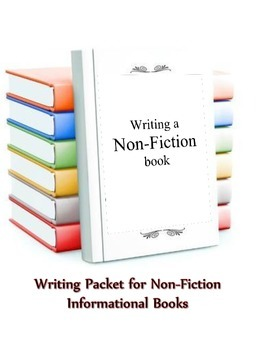 Write an Informational Non-Fiction Book!